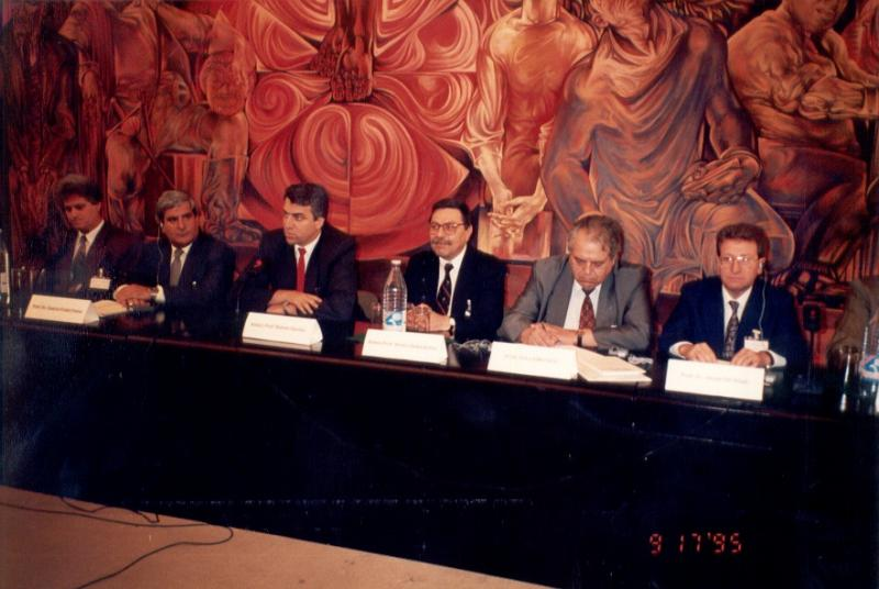 Congreso Internacional 1995