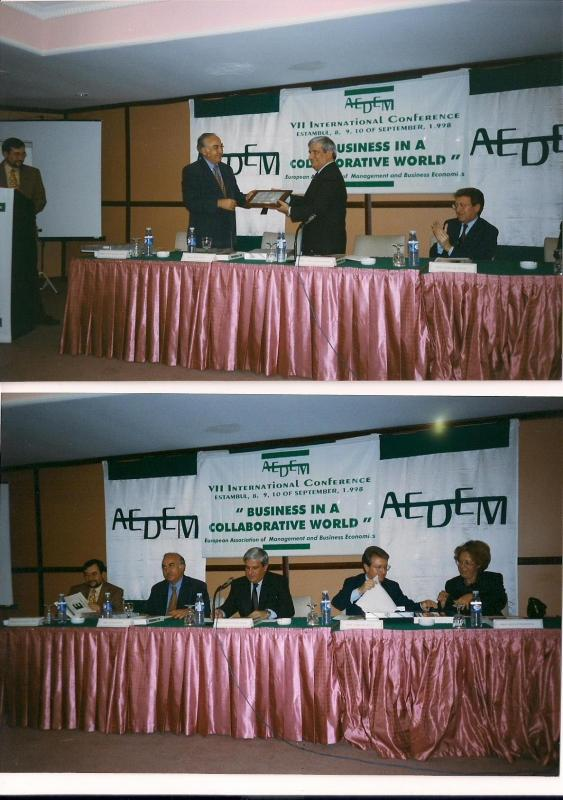 Congreso Internacional 1998